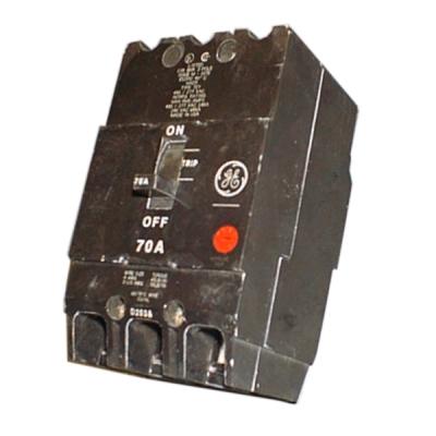 General Electric Tey Circuit Breakers