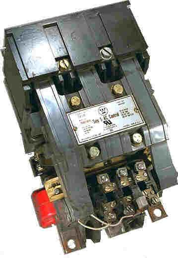 Cutler Hammer And Westinghouse Motor Starters And Contactors