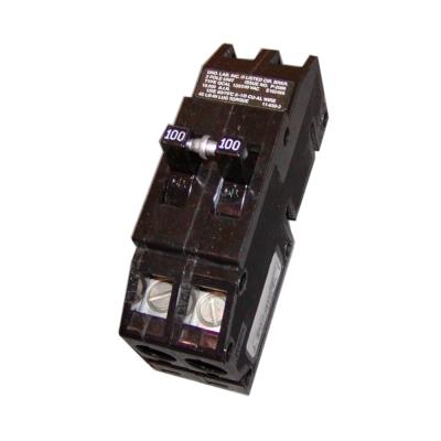 Zinsco Molded Case Circuit Breakers